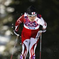 小平さんスプリント選手権圧勝 ジャンプ総合は3位に成った クロカンスキーアスロン男女頑張る。
