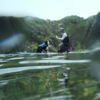 三浦半島でプ〜カプカ