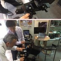 大判カメラと中判デジタルバック・中判デジタルカメラの検証も出来ます。