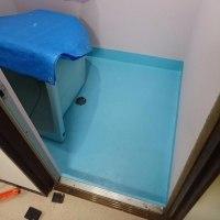 変質入居者に酷く汚く使われた空き部屋の改修工事
