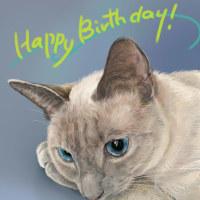ノエル君 お誕生日おめでとう