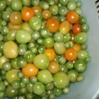 畑の青トマトはどう始末をつけましたか
