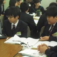 11月12日 大阪府生徒会サミット