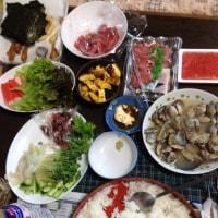 ◆満足な「手巻き寿司」