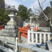 武田神社にいってきました