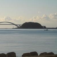 囲碁と紀伊大島 苗我島 串本大橋
