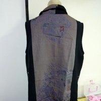 絞りの羽織、男物ウールなど