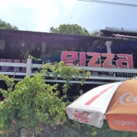その2 Pizzeria Davidで朝食 朝のドライブ散策