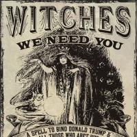 「魔女たち」が世界的に結びついて、奇妙な儀式でトランプを取る