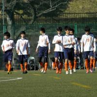 NSリーグ1部昇格戦 vs早大学院高等学校