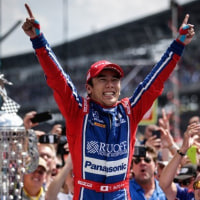 2017 Indianapolis 500 佐藤琢磨の奇跡!!!!!