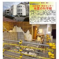 散策 「東京中心部北 346」 地震の科学館     北区役所 防災センター