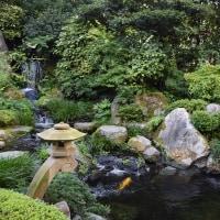 #273 -'16.    佳翠苑皆美(かすいえんみなみ)の日本庭園@玉造温泉