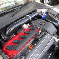 AUDI TTRS ブレーキノイズ点検