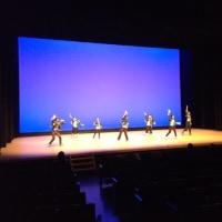 ヒップホップダンスの発表会