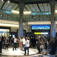 グランドオープンした東京駅丸の内駅舎