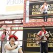7月20日 札幌 大通公園8丁目サッポロビールビアガーデン 「新ひだか町 ふるさと応援PRステージ」