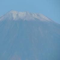 今度こそ富士山に初冠雪!!