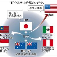 トランプ大統領 「TPP永遠離脱」 大統領令署名