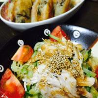 野菜たっぷりメニュー1日目