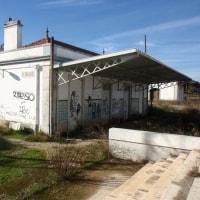 ポルトガルの鉄道駅 026. アルヴァラデ駅 Alvarade