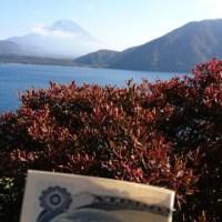 富士山周辺の紅葉ドライブ❗