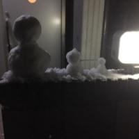 雪はどうでしたか