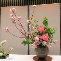 春の茶華道展(2017・4・22~23)