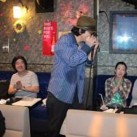 OMY G ! 10月8日(土)ラ コシーナ Mr.OH YEAH ブルースナイト終わりました^^。