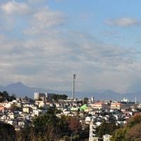 今朝の富士山 2016.12.11.(日)