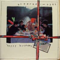 altered images -Happy Birthday  1981年作品