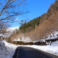 1039  ワカン北山歩き~ 花背.寺山峠周辺(北山166)  2017.02.19 曇り
