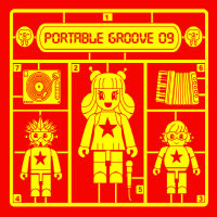 韓流 Portable Groove 09 / 1st Single ♪