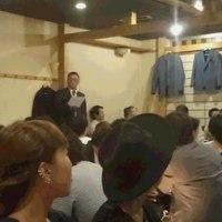 大阪中央理容美容専門学校同窓会総会と懇親会に行って きました