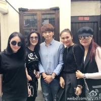 RAIN  中国でのドラマの撮影がソロソロ終わります