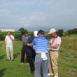 支部役員親睦パークゴルフ大会の開催