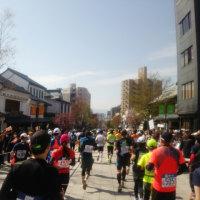 来シーズン構想 目標はフルマラソン7戦以上!