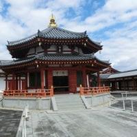 薬師寺と唐招提寺へ