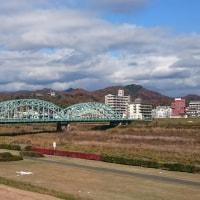 渡良瀬川に架かる中橋