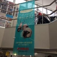 ビーノオリジナルヘルメットキャンペーン(ヤマハ・YSP大分)