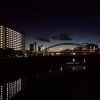 鴨居駅前鶴見川13