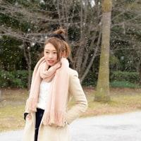 岸亜希さんを撮影させて頂きました。