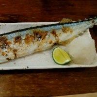 今年最初の秋刀魚は日本酒のお店で・・・きち屋(久茂地)