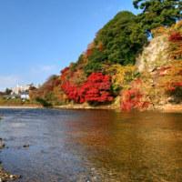 川にまつわる思い出(1)広瀬川流れる岸辺