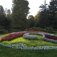 Mamie のフランス留学日記 近所の公園で