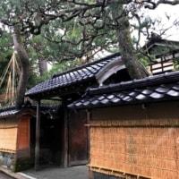 冬の金沢・・・尾山神社と長町武家屋敷跡