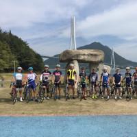 シマノ 9100デュラエースキャンプ しまなみ海道サイクリング 70km。 インプレ。