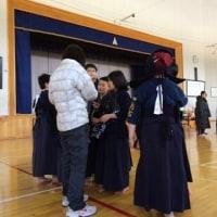 剣道部納め会