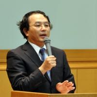 緑区「九条の会」連絡会が長峯信彦さんを招いて「憲法を考えるつどい」を開催