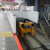 今日の行き止まり 西武新宿線 本川越駅 その2